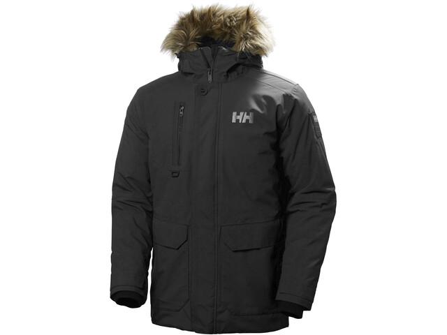 Helly Hansen Svalbard Parka Hombre, black